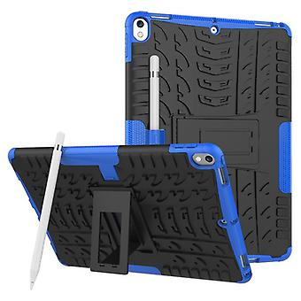 Hybrid outdoor protective cover Case Blau for Apple iPad Pro 10.5 2017 bag