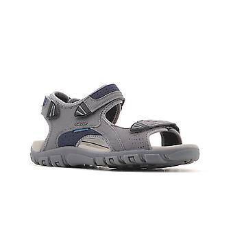 ジオックスストラーダWF U6224C000AFC9M4Eユニバーサルサマー男性靴