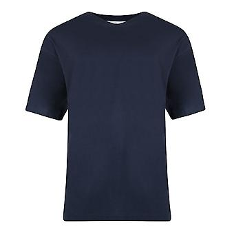 KAM V-Neck Extra Long Length T-Shirt