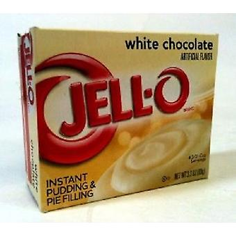 Jell-O White Chocolate Instant Pudding Dessert Mix