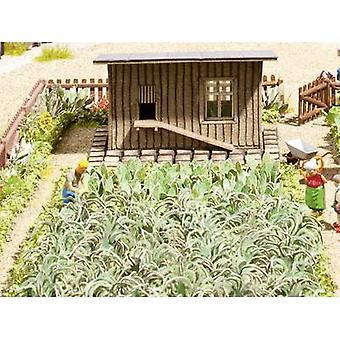NOCH Laser-Cut minis® 14107 H0 vegetable garden Laser-cut