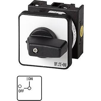 T0-2-1/E Eaton finecorsa 20 un 1 x 90 ° Grey, Black 1/PC