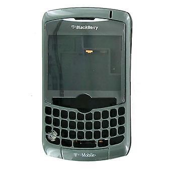 OEM Blackberry Curve 8320 huisvesting kit - T-Mobile Gray