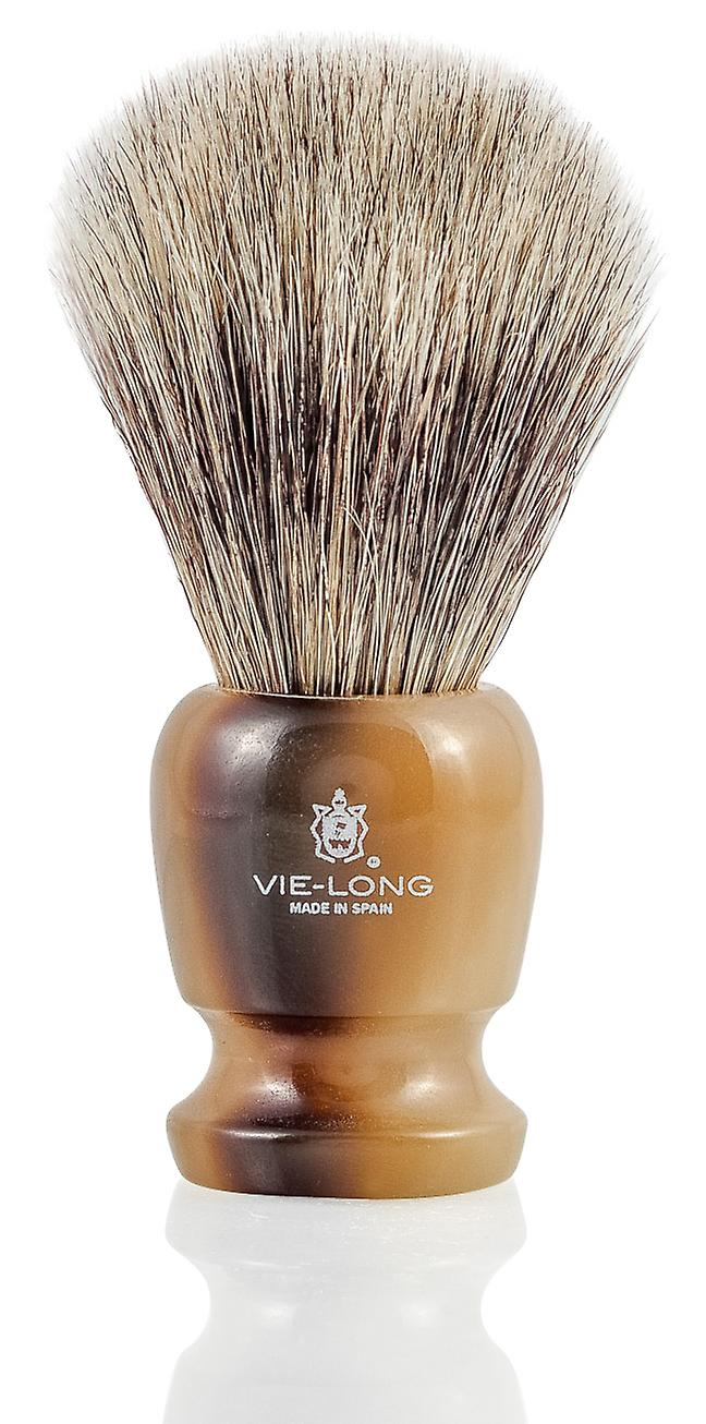 Vie-Long 16570 Silvertip Badger Hair Shaving Brush