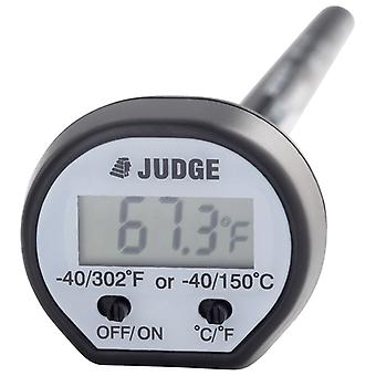Judge Kitchen, Digital Pocket Probe Style Thermometer