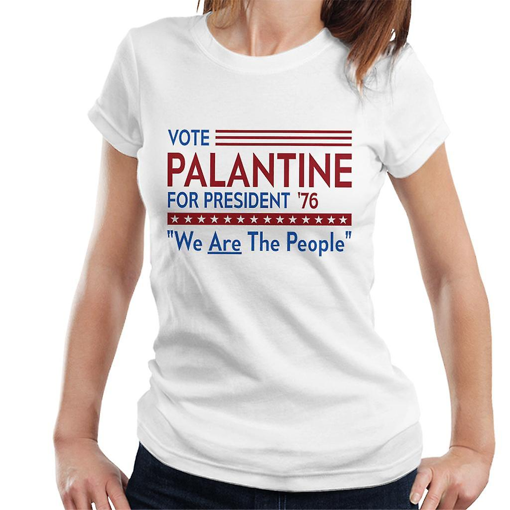 Taxi Driver Palantine For President Women S T Shirt Fruugo