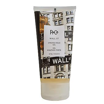 R+Co Wall ST Strong Hold Gel 5 OZ