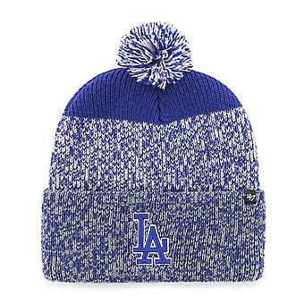 47 le feu Knit Beanie - brassard statique les Dodgers de Los Angeles royal