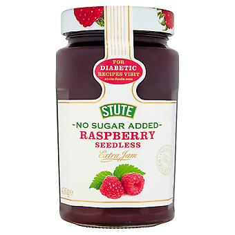 Stute Diabetic No Added Sugar Seedless Raspberry Jam