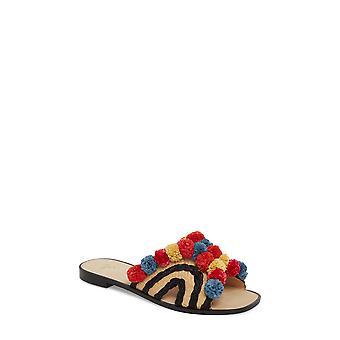 Joie Womens Paden Peep Toe Beach Slide Sandals