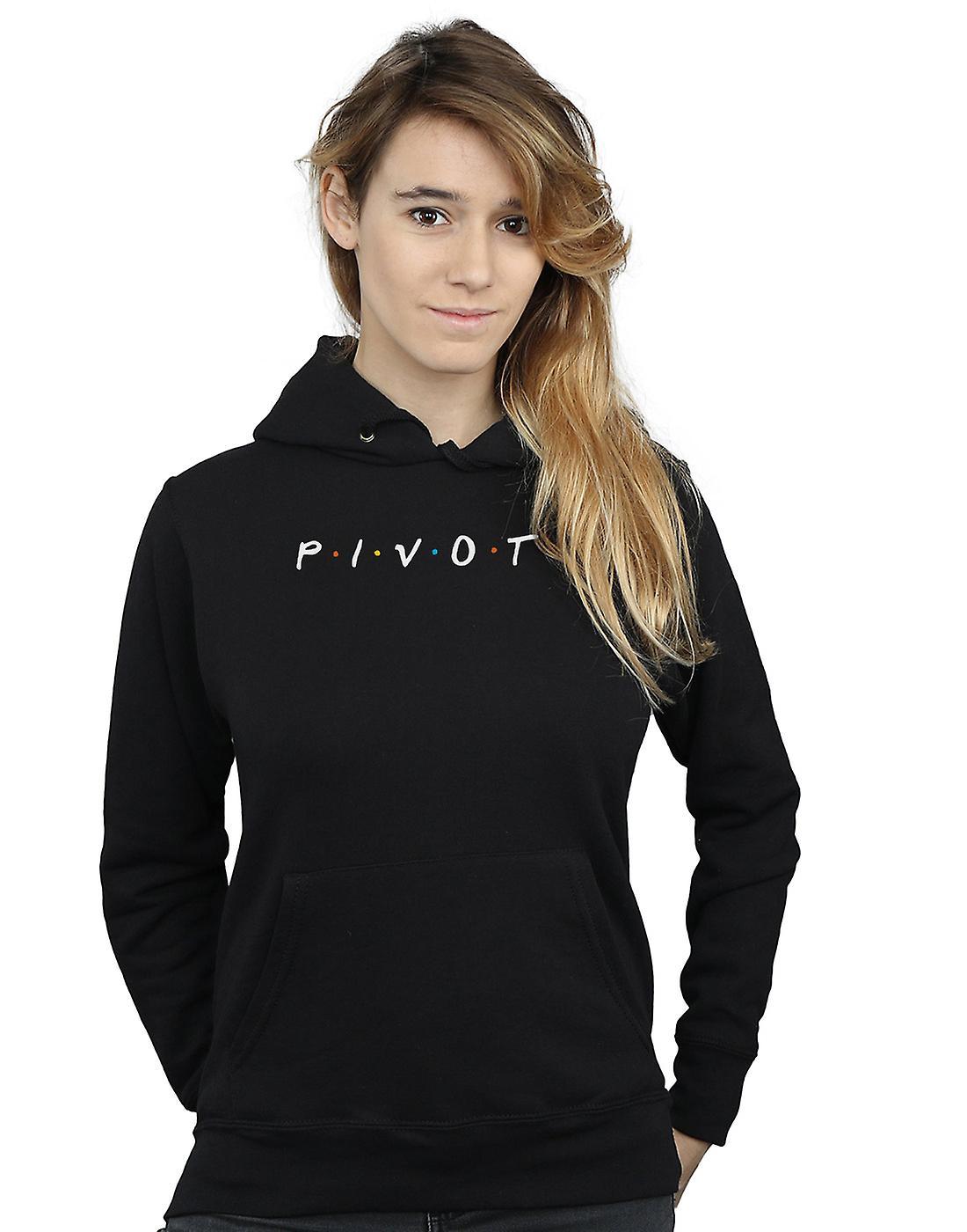 Friends Women's Pivot Logo Hoodie