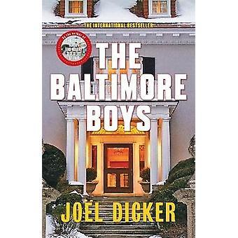 De Baltimore jongens door Joel Dicker - Alison Anderson - 9780857056863 B