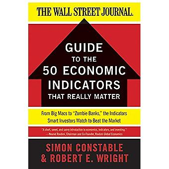 The Wsj Guide to the 50 Economic Indicators That Really Mattthe Wsj Guide to the 50 Economic Indicators That Really Matter Er: From Big Macs to