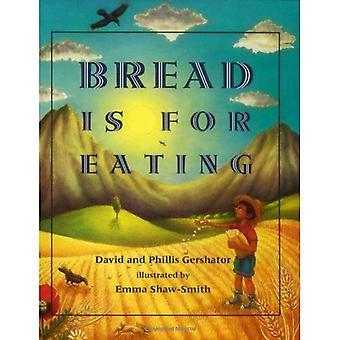 Brood Is voor het eten (levensmiddelen van de wereld)