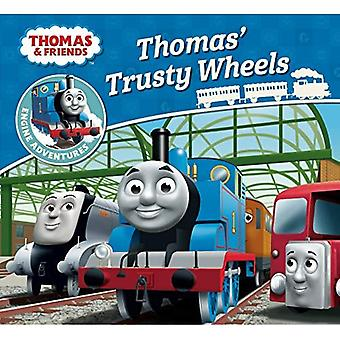 Thomas & Friends: Thomas' Trusty Wheels (Thomas Engine Adventures)