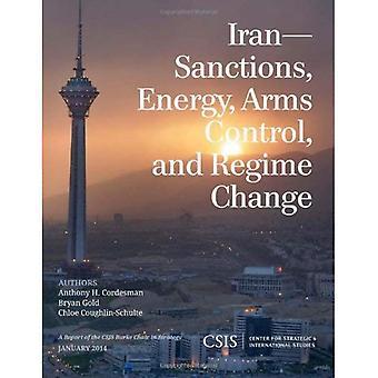 Iran: Sanktionen, Energie, Rüstungskontrolle und Regimewechsel (CSIS Berichte)