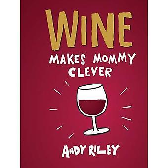 Wein macht Mama Clever