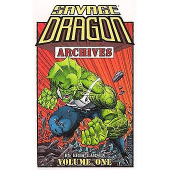 Savage Dragon Archives : v. 1 (Archives de Savage Dragon)