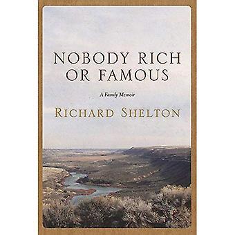 Nessuno ricco o famoso: un libro di memorie di famiglia