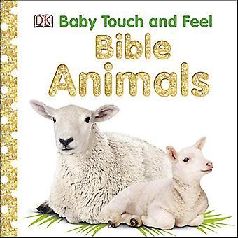 Baby- Haptik: Bibel Tiere [Pappband]