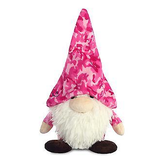 Le Gnomlins Voxi Gnome en peluche rose