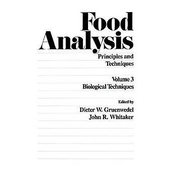 Techniques de biologie par Gruenwedel & Dieter w.
