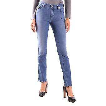 Diesel Ezbc065015 Women's Blue Andre materialer Jeans