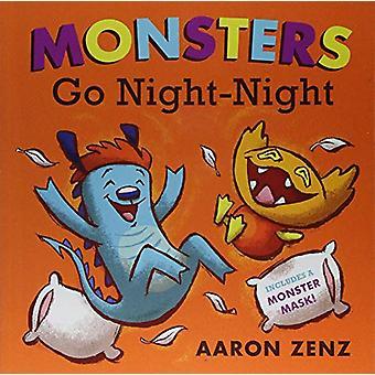 Monsters Go Night-Night by Aaron Zenz - 9781419732010 Book
