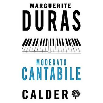 Moderato Cantabile by Marguerite Duras - 9780714544557 Book