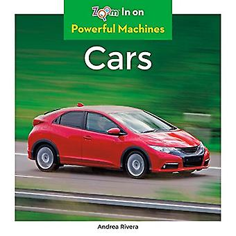 Cars by Andrea Rivera - 9781680799477 Book