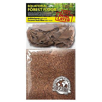 Exo Terra Equatorial Forest Floor Dual Layer Small
