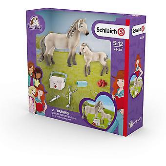 Schleich Horse Club Hannah's First-aid Kit (42430)