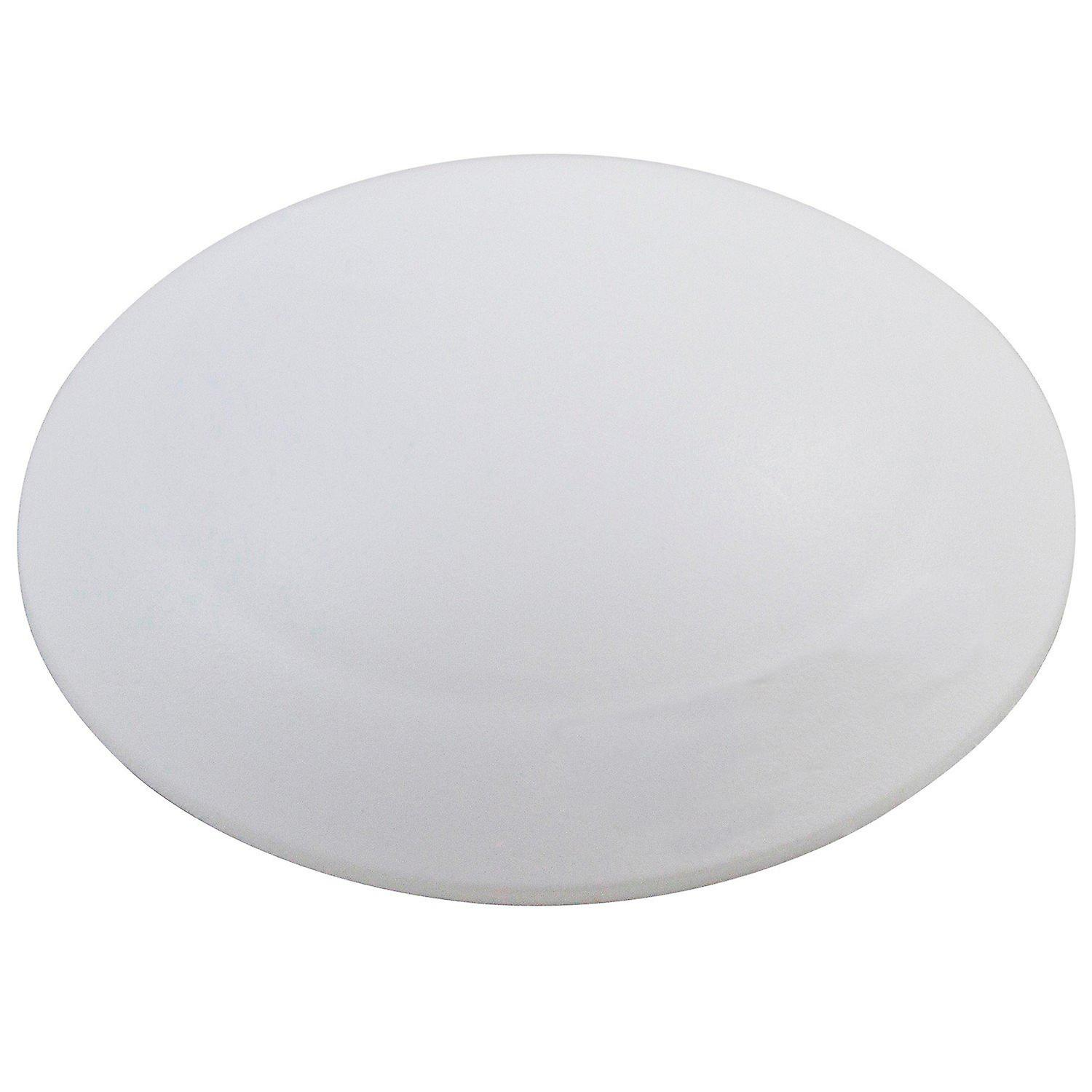 Self-adhesive Door Stops | Diameter: 4 Cm Height: 12mm | Self-adhesive | Colour: White | Set of 10