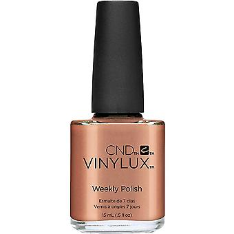 CND vinylux Art Vandal Weekly Nail Polish 2016 Colour Collection - Sienna Scribble (213) 15ml