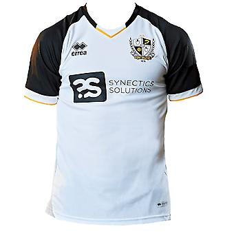 2019-2020 Port Vale Errea Home Football Shirt