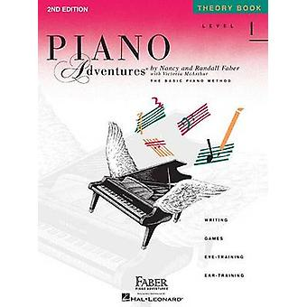 Piano Adventures - Level 1 - Theory Book by Victoria McArthur - 97816