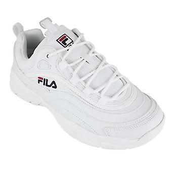 Chaussures décontractées de ligne Ray Low White Row 0000157055-0