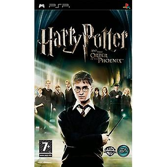 Harry Potter and the Order of the Phoenix (PSP) - New