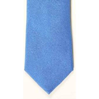 Gene Meyer Regatta Tie - Blue/Brown -