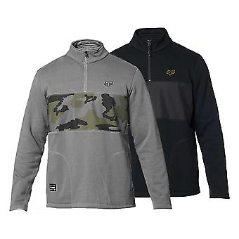 Fox Mens Heathen Zip Fleece