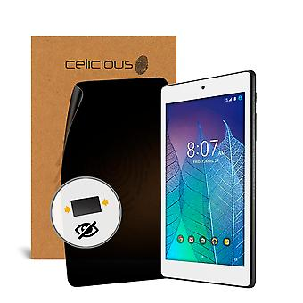 Celicious Privacy 2-Wege Anti-Spy Filter Screen Protector Film kompatibel mit Alcatel POP 7 LTE