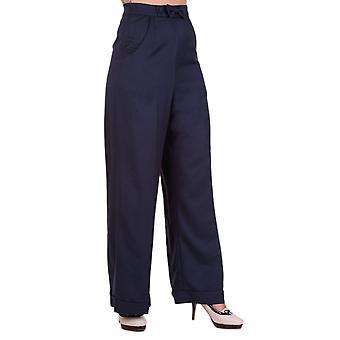 Danse dage Navy skjulte væk bukser M