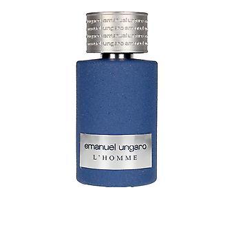 Emanuel Ungaro L'Homme Edt Spray 100 Ml For Men