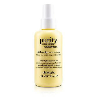 Philosophy Purity Made Simple Ultra-light Moisturizer - 141ml/4.7oz
