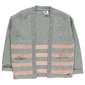 ONeill Kids Girls Apres Surf Pullover Junior Cardigan Sweater Jumper Top Long