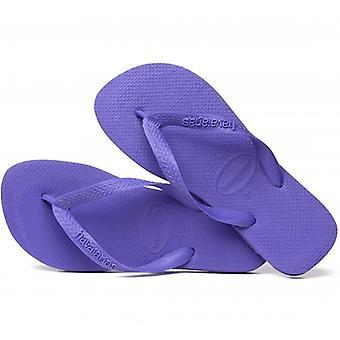 Havaianas Hav Top Ladies Flip Flops Purple
