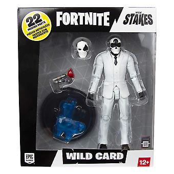Fortnite - Wild Card Black Action Figure 18cm