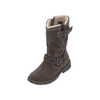 Lurchi HEIDI-TEX Kids Boots Brown Lace-Up Boots Winter