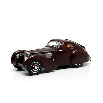 Bugatti Type 51 Dubos Coupe Resin Model Car