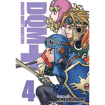Dragon Quest Monsters Vol. 4 av Mine Yoshizaki